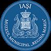 "Muzeul Municipal ""Regina Maria"" Iași Logo"