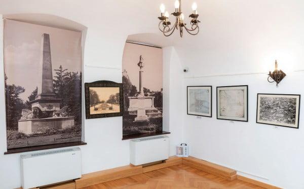Imaginile celor mai vechi monumente publice din Iași