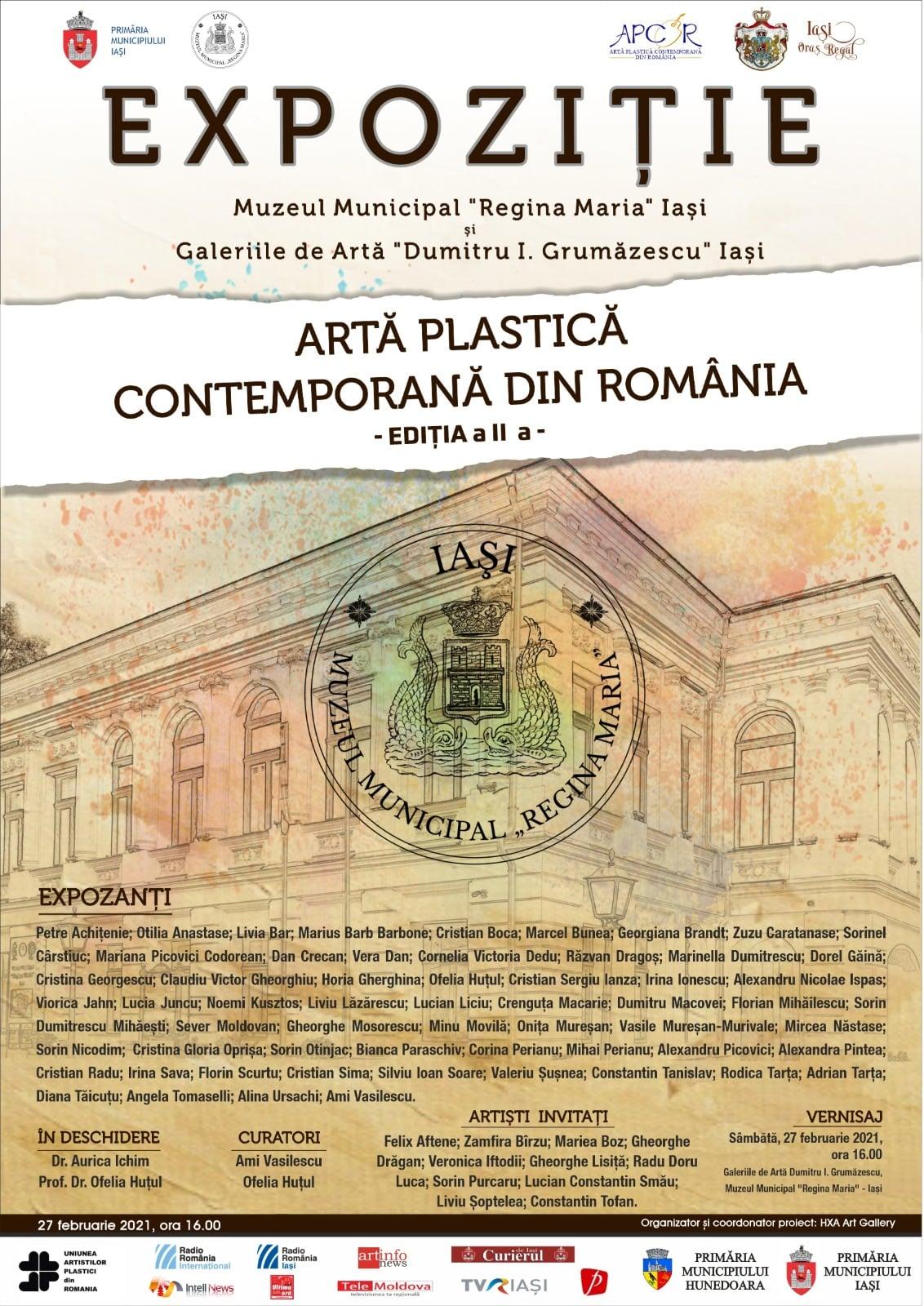 Artă Plastică Contemporană din România, Ediția a II-a