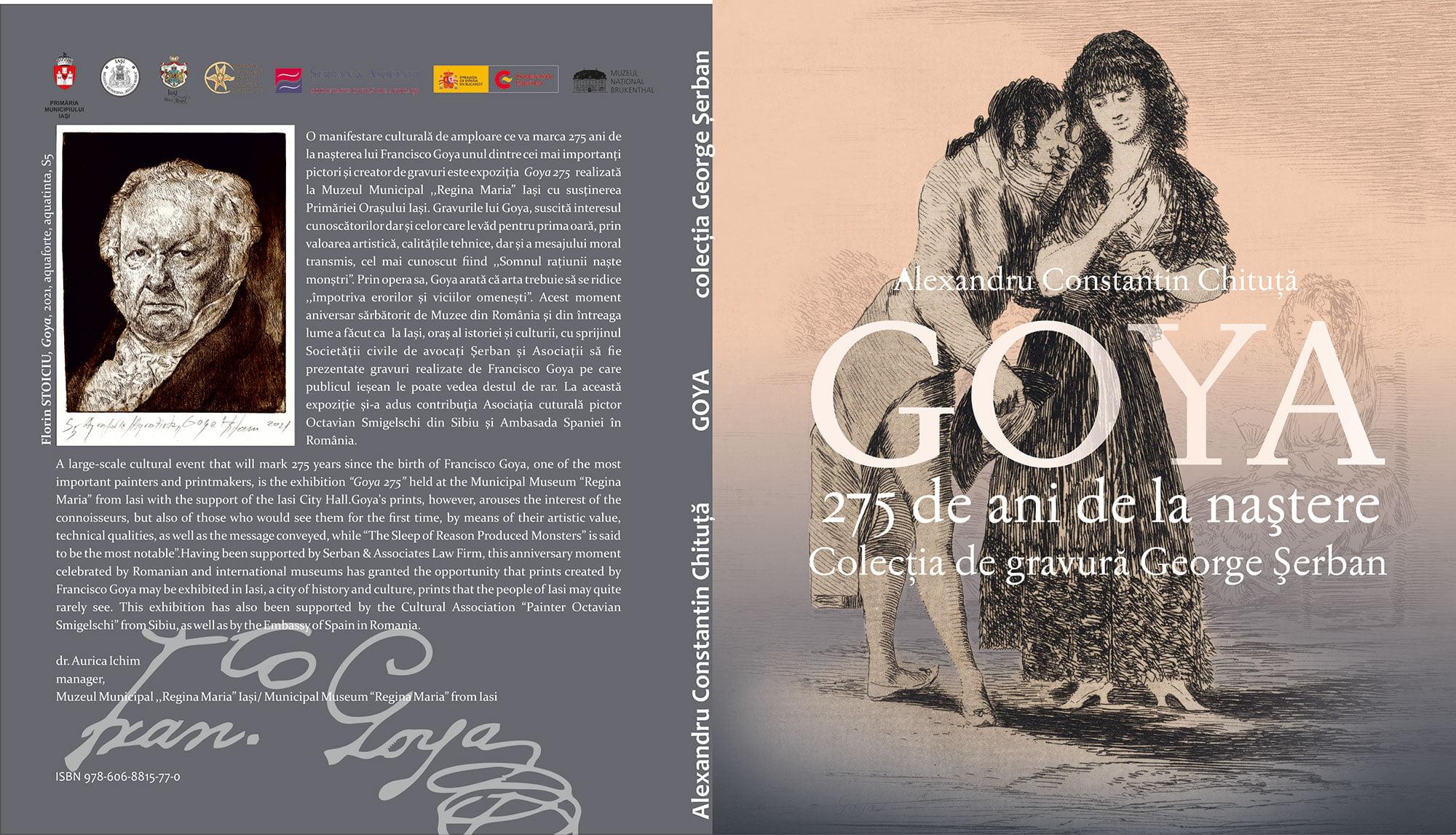 Goya 275 de ani de la naștere