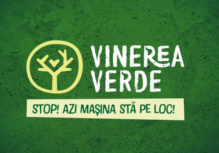 """Proiectul """"Vinerea Verde"""" iniţiat de Ministerul Mediului"""